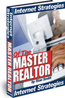 Ebook cover: Internet Strategies Of The MASTER REALTOR