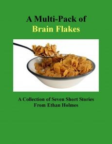 Ebook cover: A Multi-Pack of Brain Flakes