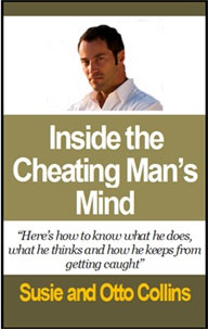 Ebook cover: Inside The Cheating Man's Mind