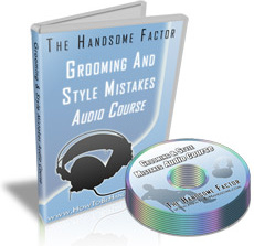 Ebook cover: Grooming & Style Mistakes