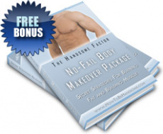 Ebook cover: The No-Fail Body Makeover Package