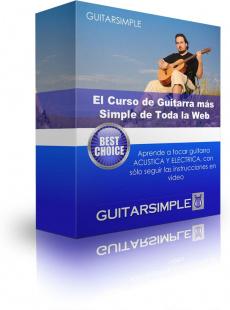 Ebook cover: Curso de Guitarra Para Principiantes