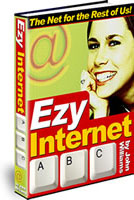 Ebook cover: Ezy-Internet ABC