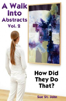 Ebook cover: A Walk Into Abstracts - Volume Two