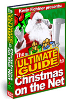 Ebook cover: The Ultimate Guide to Christmas on the Net