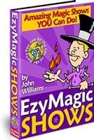 Ebook cover: EzyMagic Shows