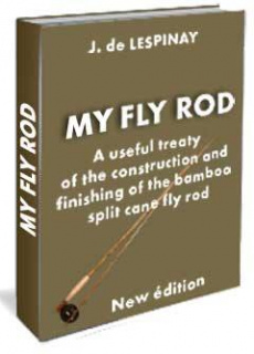 Ebook cover: MY FLY ROD