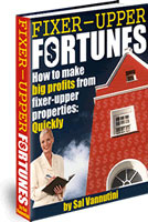 Ebook cover: Fixer Upper Fortunes
