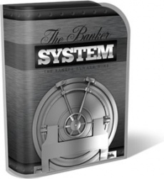 Ebook cover: The Banker System