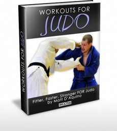 Ebook cover: Workouts For Judo