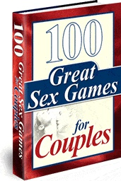 Ebook cover: 100 Great Sex Games For Couples