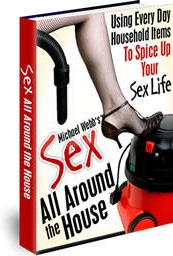 Ebook cover: Sex All Around The House