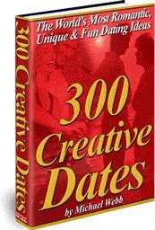 Ebook cover: 300 Creative Dates!