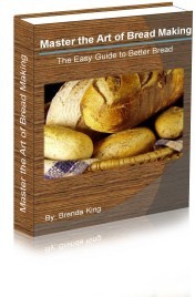 Ebook cover: Master the Art of Bread Making
