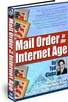 Ebook cover: Mail Order in the Internet Age