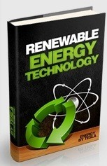 Ebook cover: Renewable Energy Technology