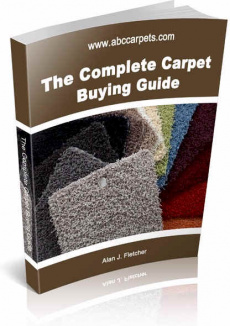 Ebook cover: The Complete Carpet Buying Guide