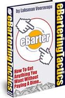 Ebook cover: eBartering Tactics