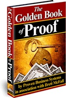 Ebook cover: The Golden Book of Proof