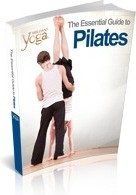 Ebook cover: The Essential Guide to Pilates