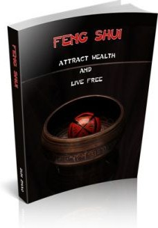 Ebook cover: Feng Shui: Attract Wealth and Live Free