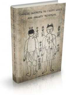 Ebook cover: Chinese Secrets to Fatty Liver and Obesity Reversal