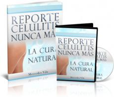 Ebook cover: Celulitis Nunca Mas