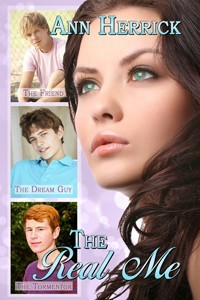 Ebook cover: The Real Me