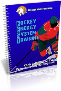 Ebook cover: Premier Hockey Training