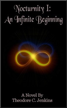 Ebook cover: Nocturnity I: An Infinite Beginning