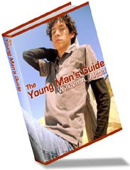 Ebook cover: The Young Man's Guide