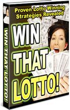Ebook cover: Win That Lotto!