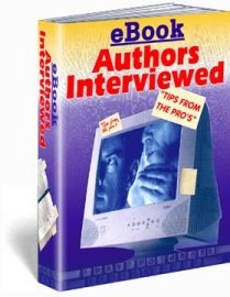 Ebook cover: Ebook Authors Interviewed
