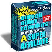 Ebook cover: How to Outsell Other Resellers and Become a Super Affiliate
