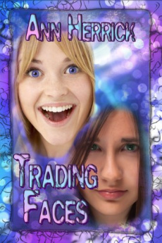 Ebook cover: Trading Faces