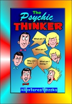 Ebook cover: The Psychic Thinker