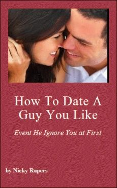 Ebook cover: How to Date a Guy You Like