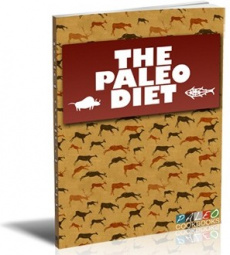 Ebook cover: The Paleo Diet