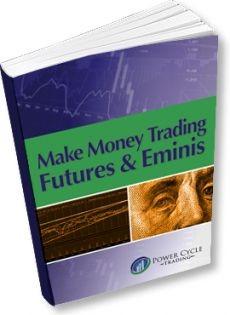 Ebook cover: Make Money Trading Futures & E-Minis