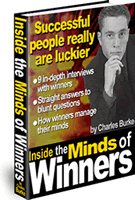 Ebook cover: Inside the Minds of Winners