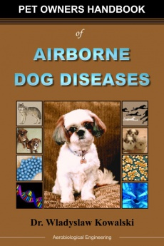 Ebook cover: Pet Owners Handbook of Airborne Dog Diseases