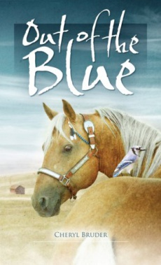 Ebook cover: Out of the Blue