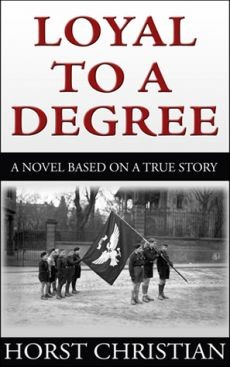 Ebook cover: Loyal To A Degree
