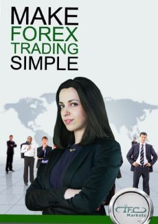 Ebook cover: Make Forex Trading Sipmle