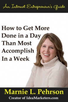 Ebook cover: How to Get More Done in a Day than Most Accomplish in a Week