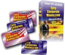 Ebook cover: Easy Corporate Money