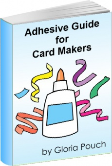 Ebook cover: Adhesive Guide for Card Makers