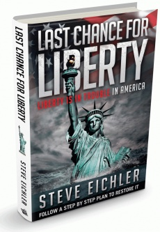 Ebook cover: Last Chance For Liberty