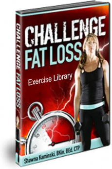 Ebook cover: Challenge Fat Loss