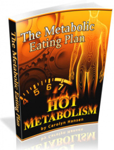 Ebook cover: The Metabolic Eating Plan